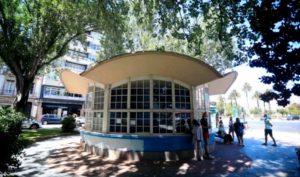 Down Coruña inaugurará una cafetería en el quiosco de la plaza de Ourense
