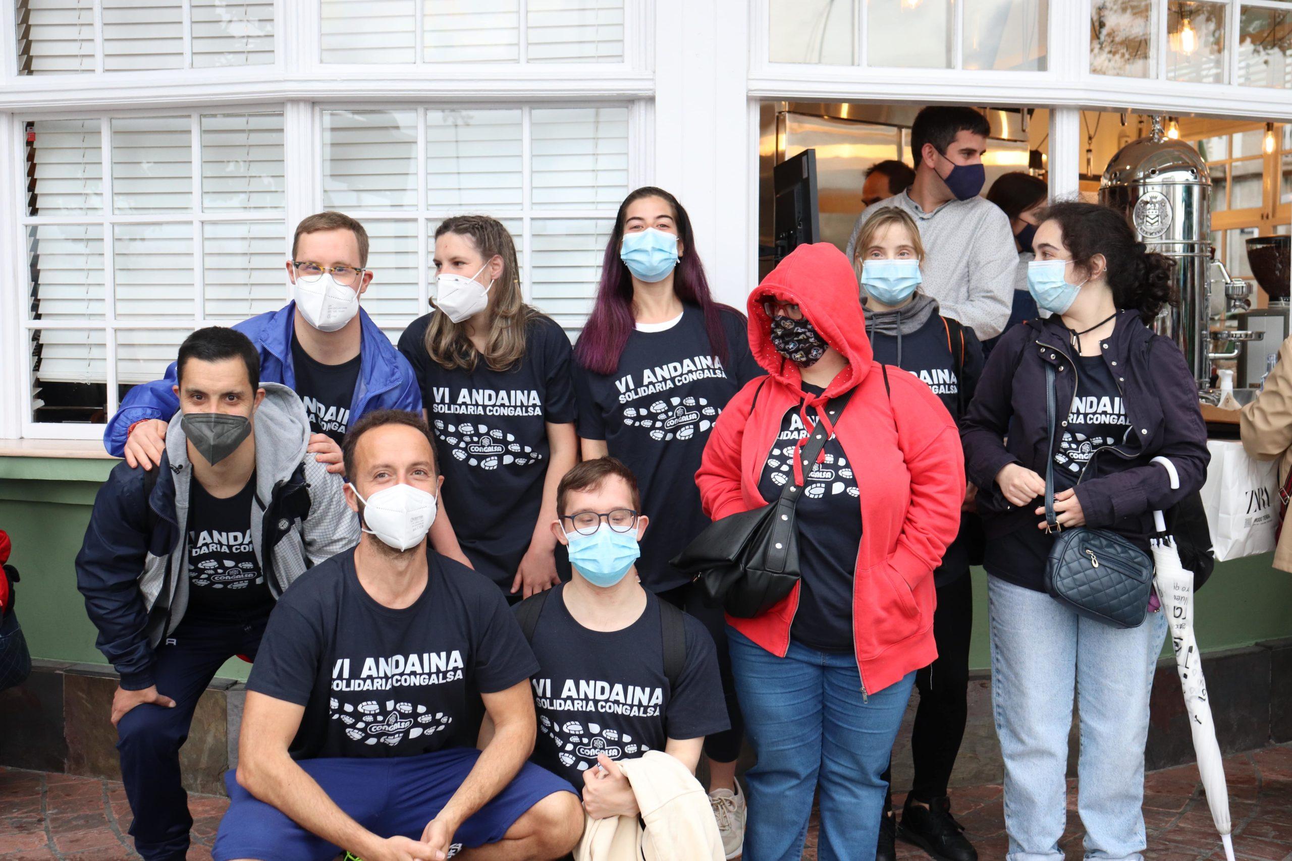A nova Andaina Solidaria de CONGALSA xa superou as cifras da anterior convocatoria