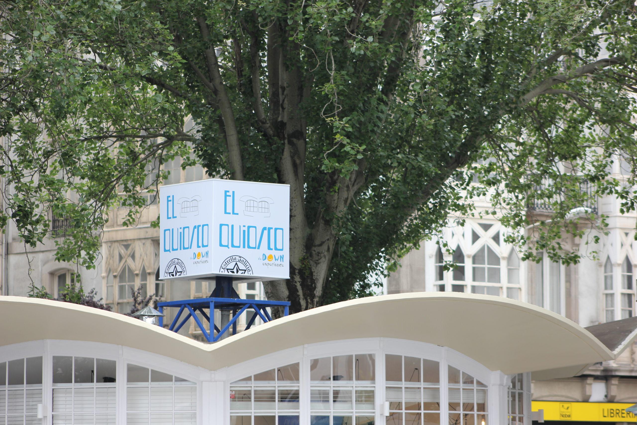 Bocadillos de luras no Kiosko da Coruña reideado para integración laboral