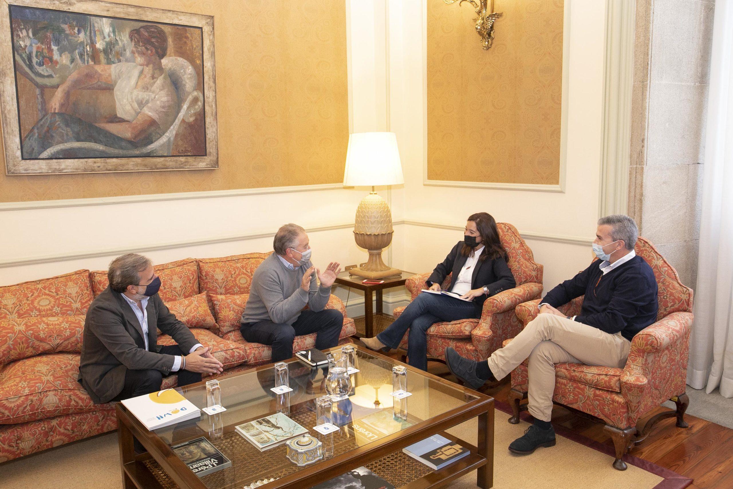 O Concello fai balance dos tres primeiros meses de Down Experience na praza de Ourense